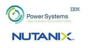 Nutanix on IBM Power Systems