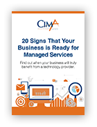 CimaSolutionsGroup_20-Signs-E-Book_HomepageSegment_Cover