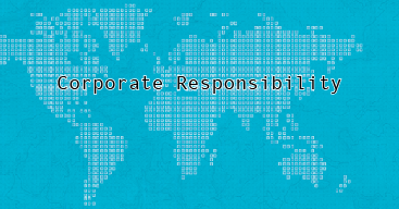 This One Ain't About Technology – A Focus on Corporate Responsibility