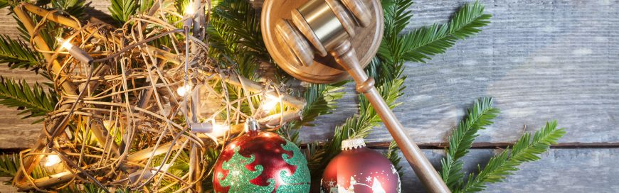 Entitled to the Presents of an Attorney:  A Christmas Wish List for Law Firms