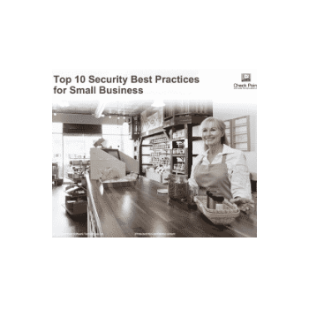 Top 10 Security Best Practices for Small Business