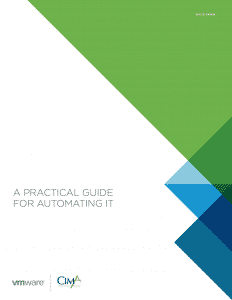 VMware MDC – White Paper – A Practical Guide For Automating IT