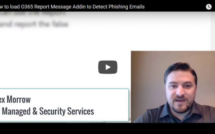 Got Phishing Emails? O365 Report Message Addin Can Help