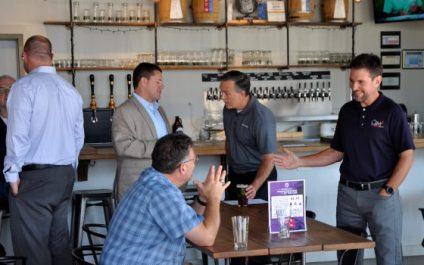 The Gathering of IBM and Nutanix: Brewed By Us.