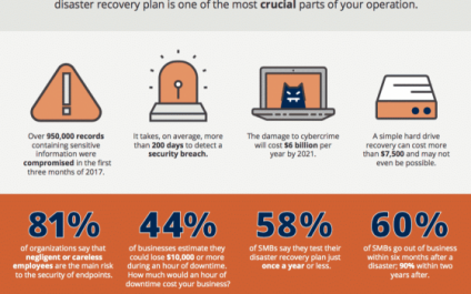 Are You Prepared for a Total Disaster? [Infographic]