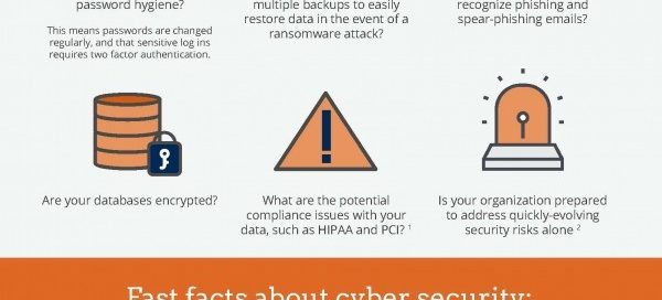 Find Out If Your Company is Vulnerable to a Cyber Security Threat [Infographic]