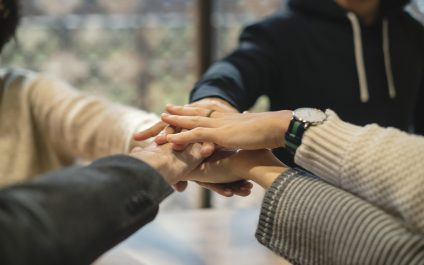 Networking   Technology & Community Interwoven