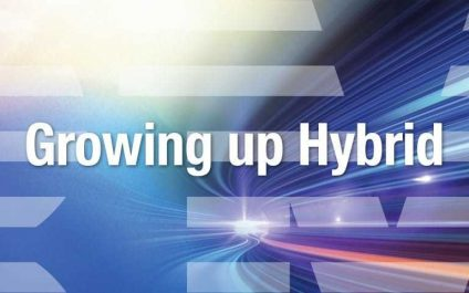 Hybrid Cloud – What we can learn from the IBM Growing Up Hybrid report