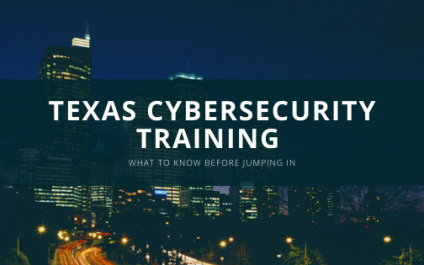 HB 3834 Compliance | Texas DIR Cybersecurity Training