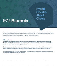 What you really need to know about Hybrid Cloud
