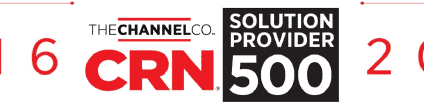 Cima Solutions Group Named to CRN's 2016 Solution Provider 500 List