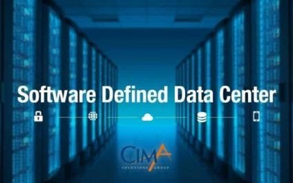 Behind the software defined data center