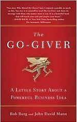 Book Review- The Go-Giver