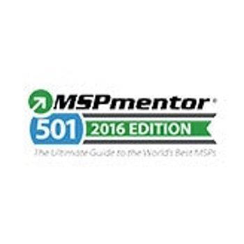 The 2016 MSPmentor 501