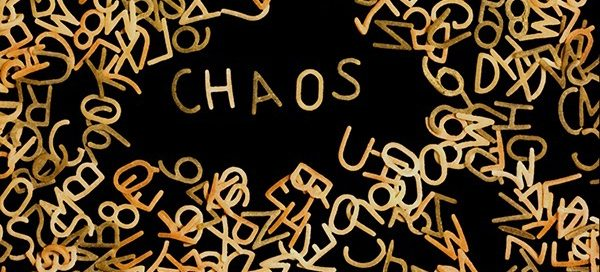 GUESS WHO LOVES CHAOS? CYBERCRIMINALS, THAT'S WHO