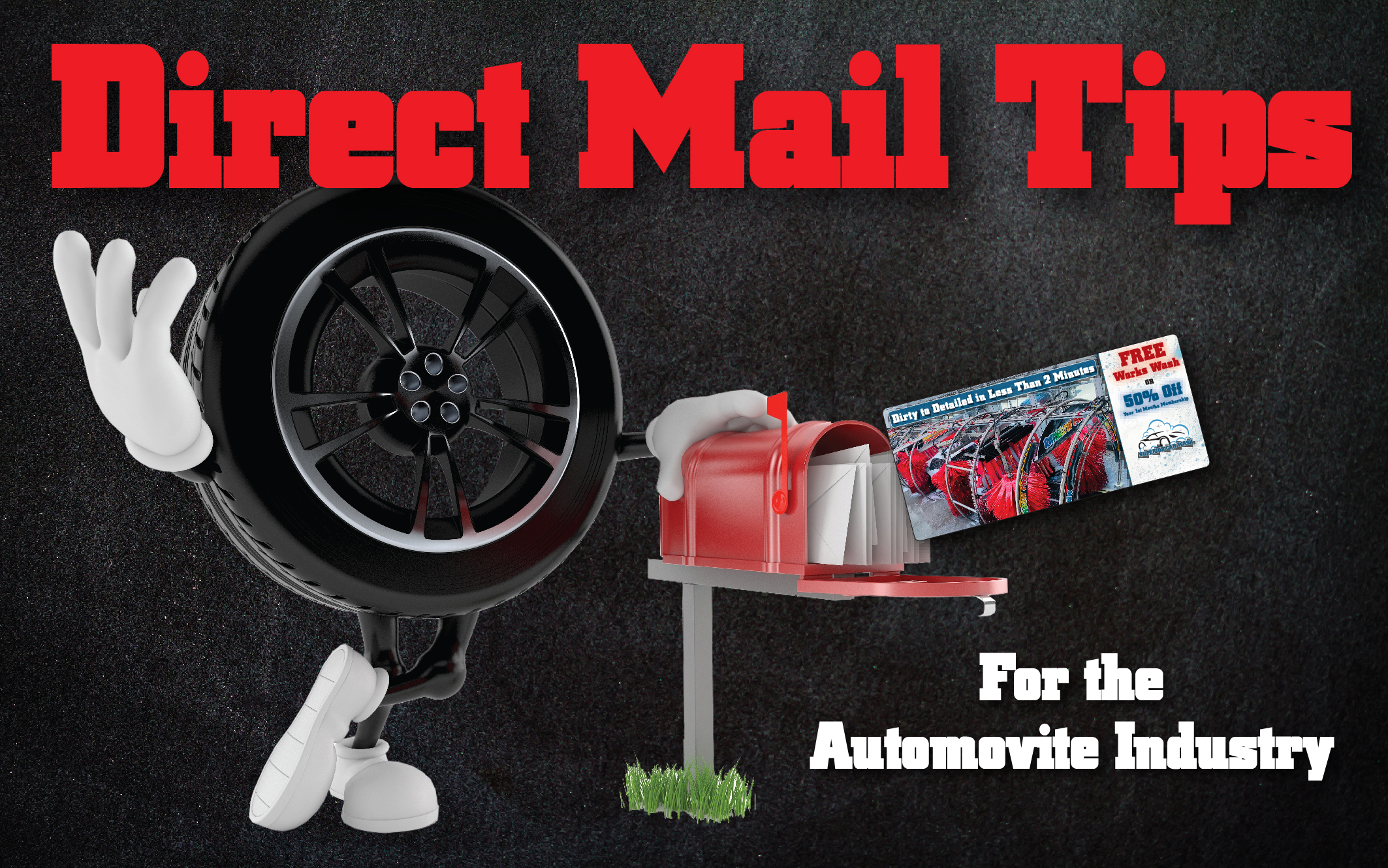 direct mail, marketing, auto dealers marketing