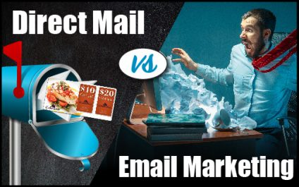 Why direct mail is better than email marketing