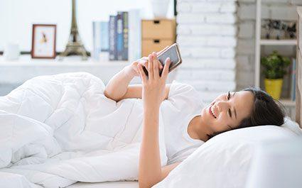การตรวจสุขภาพการนอนหลับ