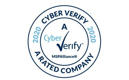 "Integration Technologies Receives Cyber Verify ""A"" Risk Assurance Rating"