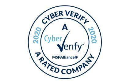 "Integration Technologies Receives Cyber Verify ""A"" Risk Assurance Rating"