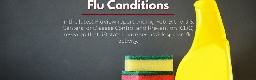 Cleaning for Escalating Flu Conditions
