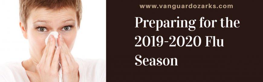 Preparing for the 2019-2020 Flu Season