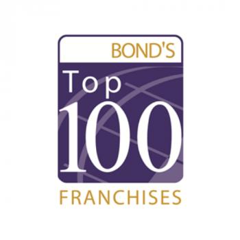 Bond's top 100 franchises