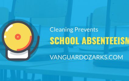 Cleaning Prevents School Absenteeism