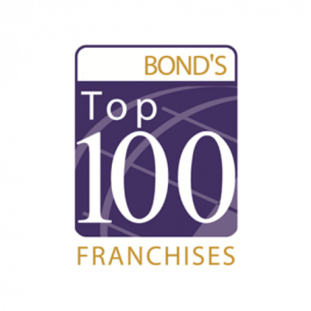 Bond's top 100 franchises