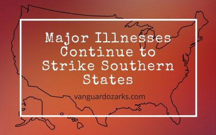 Major Illnesses Continue to Strike Southern States