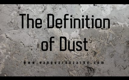 The Definition of Dust