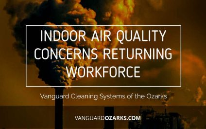 Indoor Air Quality Concerns Returning Workforce