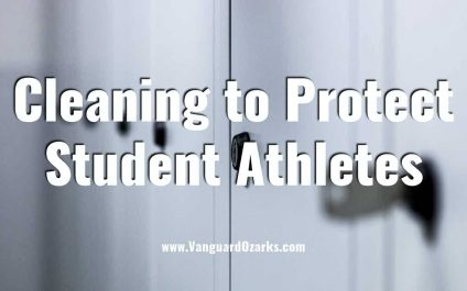 Cleaning to Protect Student Athletes