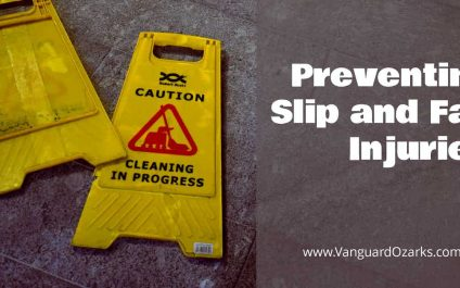 Preventing Slip and Fall Injuries