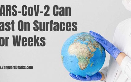 SARS-CoV-2 Can Last On Surfaces For Weeks