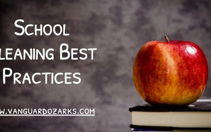 School Cleaning Best Practices