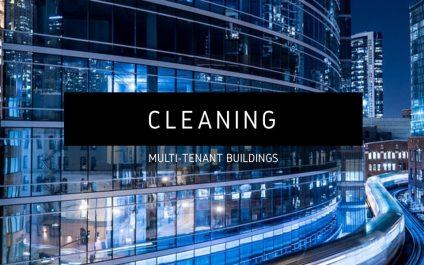 Cleaning Multi-Tenant Buildings