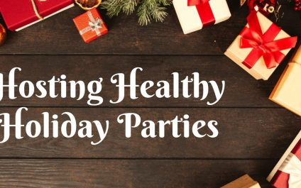 Hosting Healthy Holiday Parties