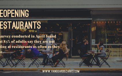 Reopening Restaurants