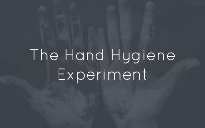 The Hand Hygiene Experiment