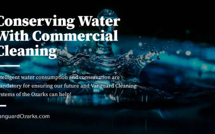 Conserving Water With Commercial Cleaning