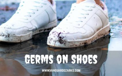 Germs on Shoes