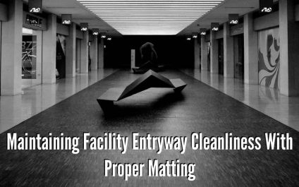 Maintaining Facility Entryway Cleanliness With Proper Matting
