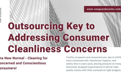 Outsourcing Key to Addressing Consumer Cleanliness Concerns