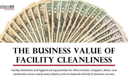 The Business Value of Facility Cleanliness
