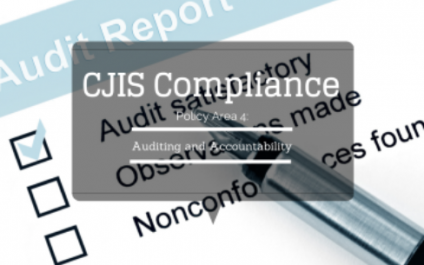 CJIS Audit Review