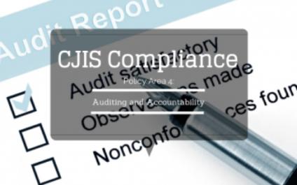 CJIS Audit Review