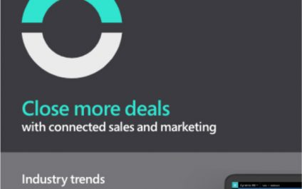 Close more deals with connected sales and marketing