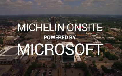 Michelin delivers with Microsoft Dynamics 365 for Field Service