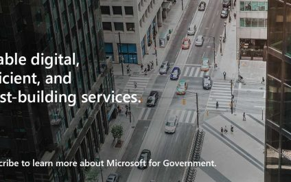Enable digital, efficient, and trust-building services. Subscribe to learn more about Microsoft for Government.